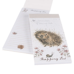 Wrendale 'A Prickly Encounter' Shopping List
