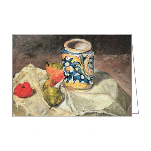 Cezanne Still Lifes Notecards