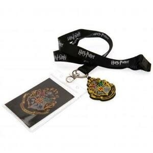 Harry Potter Hogwarts Crest Lanyard