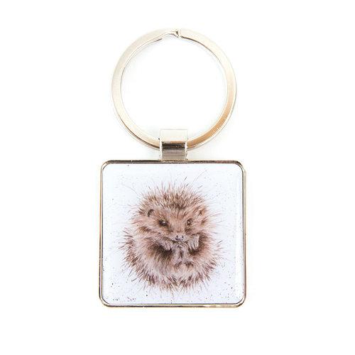 Wrendale Wrendale Hedgehog 'Awakening' Keyring