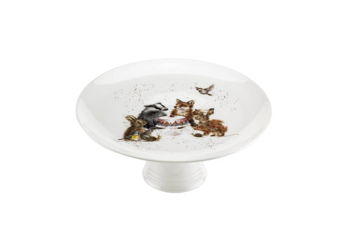 Wrendale Wrendale Footed Cake Plate