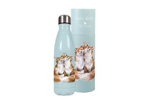 Wrendale Wrendale Fox Water Bottle