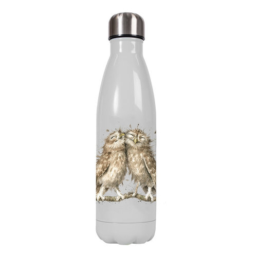 Wrendale Wrendale Owl Water Bottle