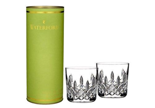 Waterford Giftology Lismore Tumbler 9 oz set/2 (Lime Tube)