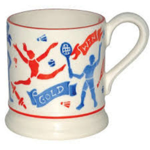Emma Bridgewater Emma Bridgewater Olympic Games 1/2 Pint Mug
