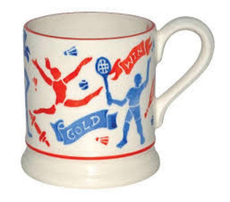 Emma Bridgewater Olympic Games 1/2 Pint Mug