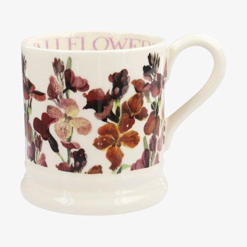 Emma Bridgewater Red Wallflowers 1/2 Pint Mug