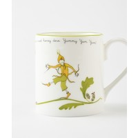 Emma Dunne Spiderlings & Mosshoppers Larch Mug