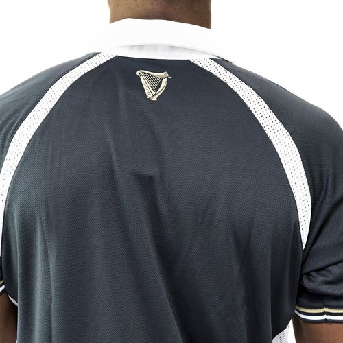 Guinness Guinness Black Made of More Rugby Jersey