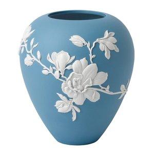 Wedgwood Wedgwood Magnolia Blossom Vase 18cm