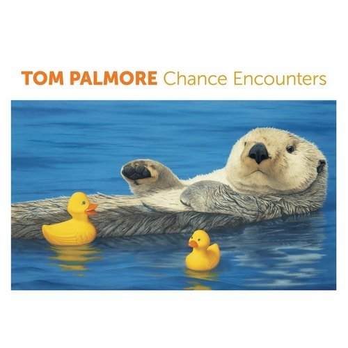 Pomegranate Tom Palmore Chance Encounters Notecards