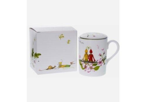 Emma Dunne Limited Emma Dunne Teacup w/ Infuser