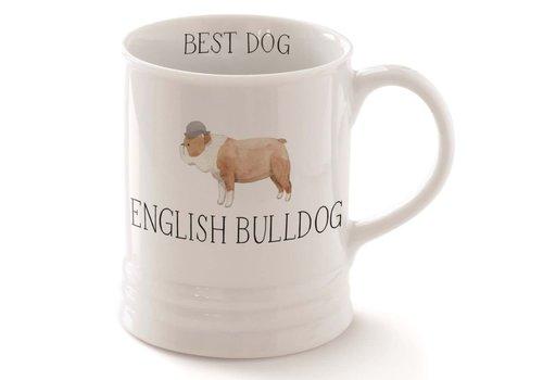Pet Shop English Bulldog Mug