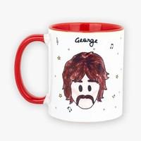 George Harrison Mug