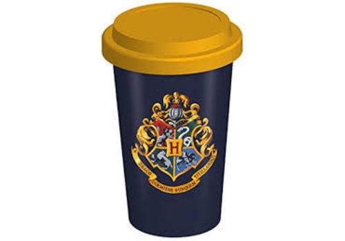 Harry Potter Hogwarts Crest Travel Mug