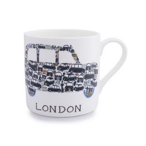 London Taxi Mug