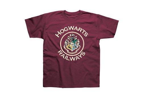 Spike Leissurewear Hogwarts Railways T-Shirt Large