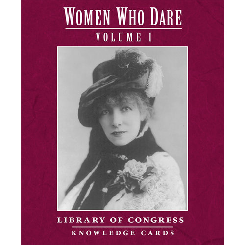 Women Who Dare Knowledge Cards