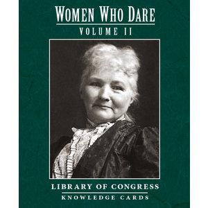 Women Who Dare Volume II Knowledge Cards