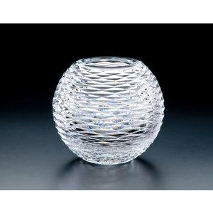 """Heritage Crystal Heritage Crystal Cricklewood 6"""" Rose Bowl"""