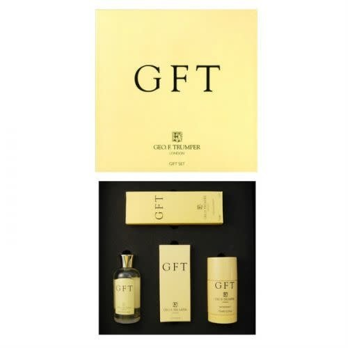 Geo F. Trumper Geo. F. Trumper GFT Gift Box