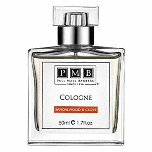 Pall Mall Barbers Sandalwood & Clove 50ml Cologne