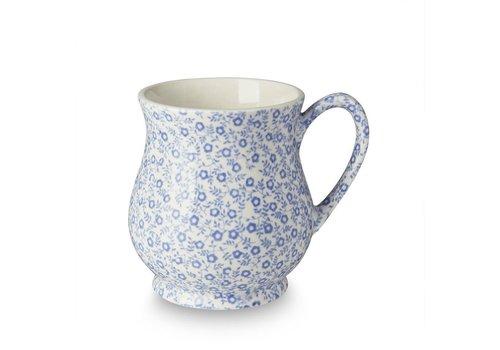 Burleigh Pottery Pale Blue Felicity Sandringham Mug