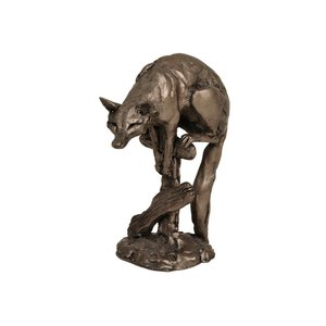 Frith Sculpture Frith Merlin the Cunning Fox