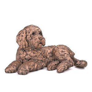 Frith Sculpture Frith Ozzy Cockapoo Lying