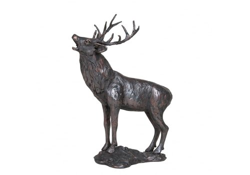 Frith Sculpture Frith Stag Roaring