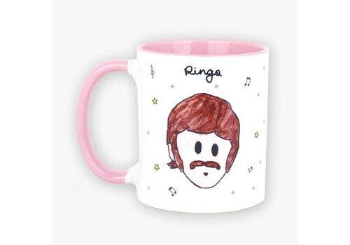 Ringo Starr Mug