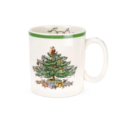 Spode Spode 9 oz Christmas Tree Mug