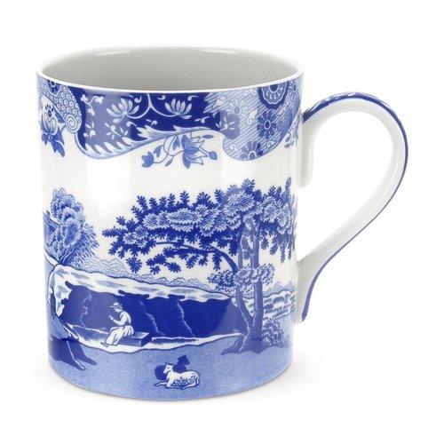 Spode Spode Blue Italian Mug 16 oz