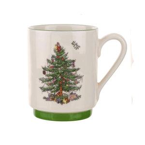 Spode Stacking Christmas Tree Mug