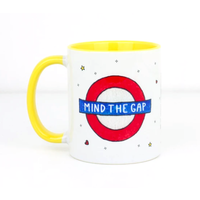 "Transport for London - ""Mind the Gap"" Mug"
