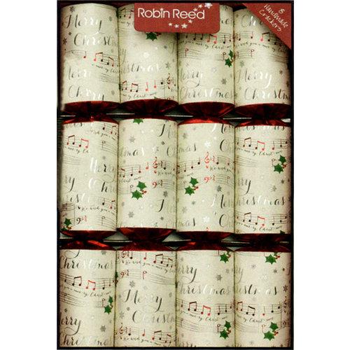 Robin Reed Chime Bars Christmas Crackers