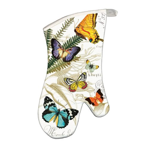 Michel Design Works Papillon Oven Mitt