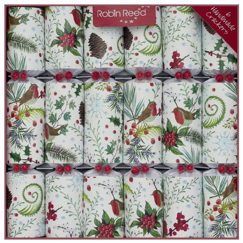 Robin Reed Festive Foliage Party Crackers