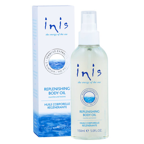 Fragrances of Ireland Inis Replenishing Body Oil