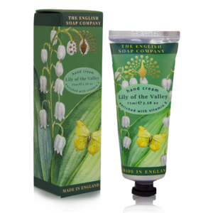 The English Soap Company Lily of the Valley Hand Cream 75ml