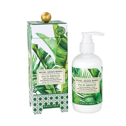 Michel Design Works Michel Palm Breeze Lotion