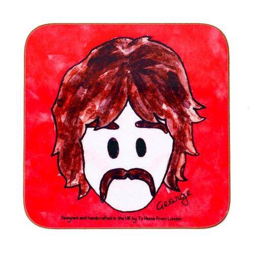 George Harrison Coaster