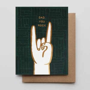 Dad, You Rock Card
