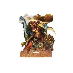Santoro London Dinosaur Swing Card