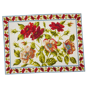 April Cornell April Cornell Poppy Placemat
