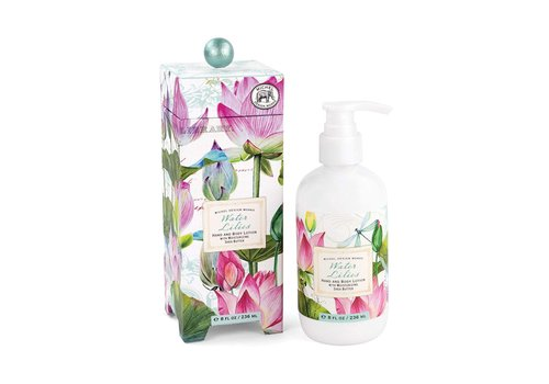 Michel Design Works Water Lilies Hand And Body Lotion