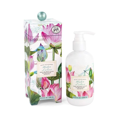 Michel Design Works Michel Water Lilies Hand And Body Lotion