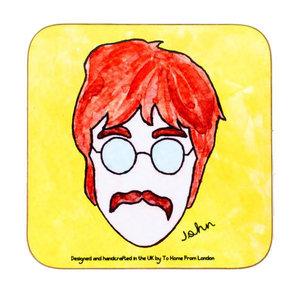 John Lennon Coaster