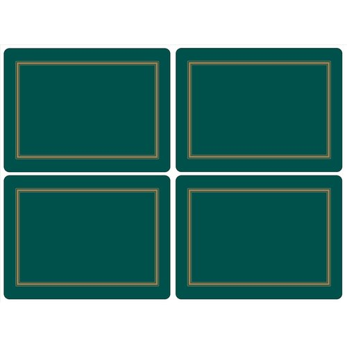 Pimpernel Pimpernel Emerald Classic Placemats