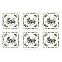 Pimpernel Holly & Ivy Coasters